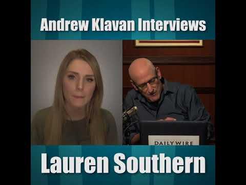 Andrew Klavan Interviews Lauren Southern