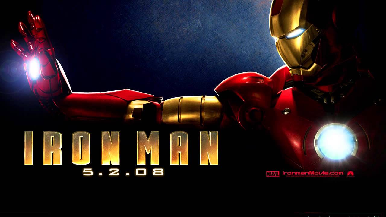 Iron man 2008 movie commentary youtube for Domon man 2008