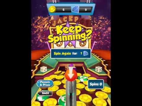Coin Dozer Casino 15 SPINS JACKPOT