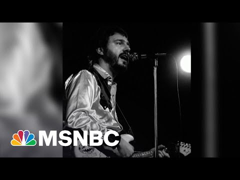 Music Legends Pay Tribute To Jerry Jeff Walker   MSNBC