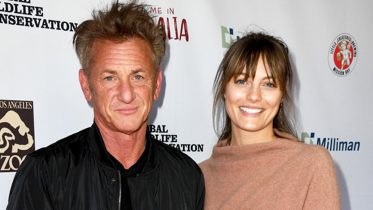 Sean Penn married actress Leila George in a 'COVID wedding'