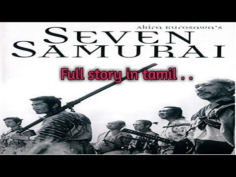 Seven Samurai ( 1954 ) | Seven Samurai Full Movie In Tamil | Epic Movie | Explanation | Vel Talks