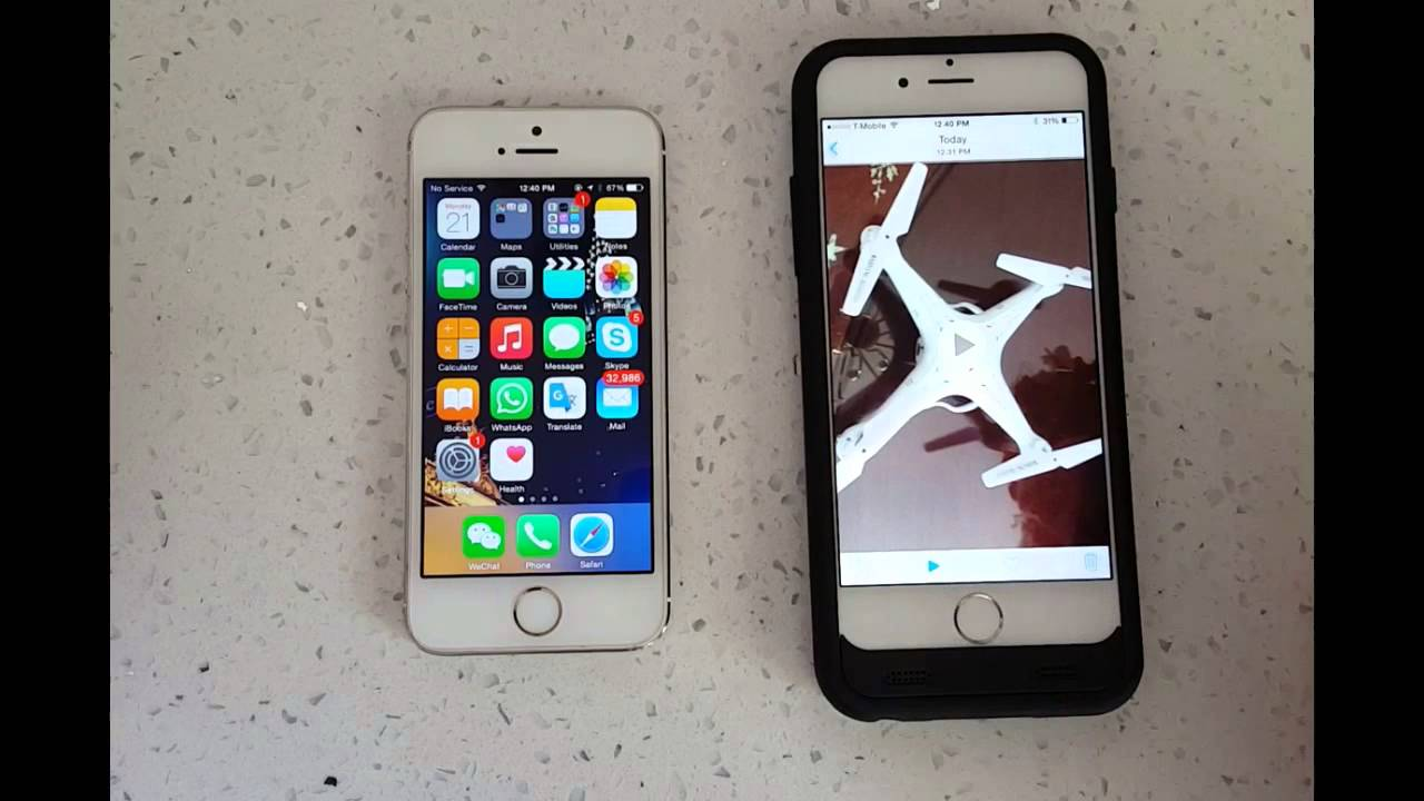 Iphone 6 : How To Use Airdrop  Photos, Videos, Etc (examples)