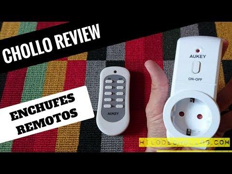 Enchufes con mando a distancia molan chollo review aukey - Enchufes mando a distancia ...