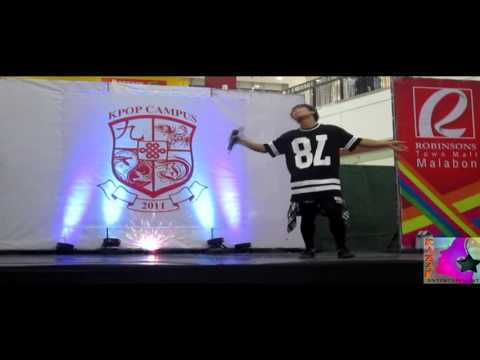 Bogoshipda cover by Hergie King @kpop campus