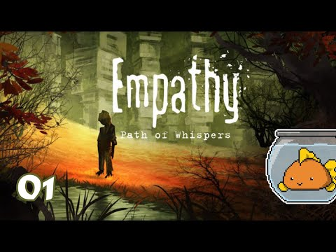 Push the big red button - Empathy: Path of Whispers - Ep 01 - Gaming Panzer J |