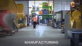 Оборудование для переработки отходов шин и кабеля.mp4(Компания MTB-Recycling производит весь спектр оборудования шредеры, грануляторы, сепараторы для переработки..., 2012-12-11T13:09:37.000Z)