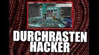 hacker auf durchrasten zeigt seinen trick... items cheaten in sekunden! 😈
