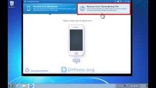 iPhone 5 Contacts Recovery: How to Recover Deleted iPhone 5 Contacts from iTunes Backup