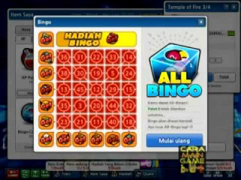 LSNC Bingo Package  : Hadiah All Bingo LostSaga Indonesia