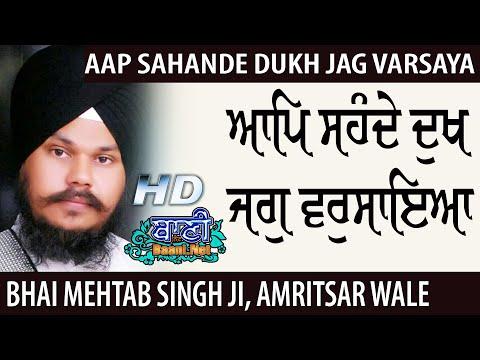 Bhai-Mehtab-Singh-Ji-Amritsar-Wale-Aap-Sahande-Dukh-Jag-Varsaya-Tilak-Nagar-28-Dec-2019