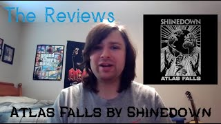 Gambar cover The Reviews: Atlas Falls (Single) by Shinedown
