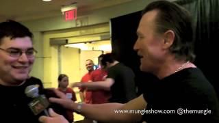 Robert Patrick turns show host at TFW