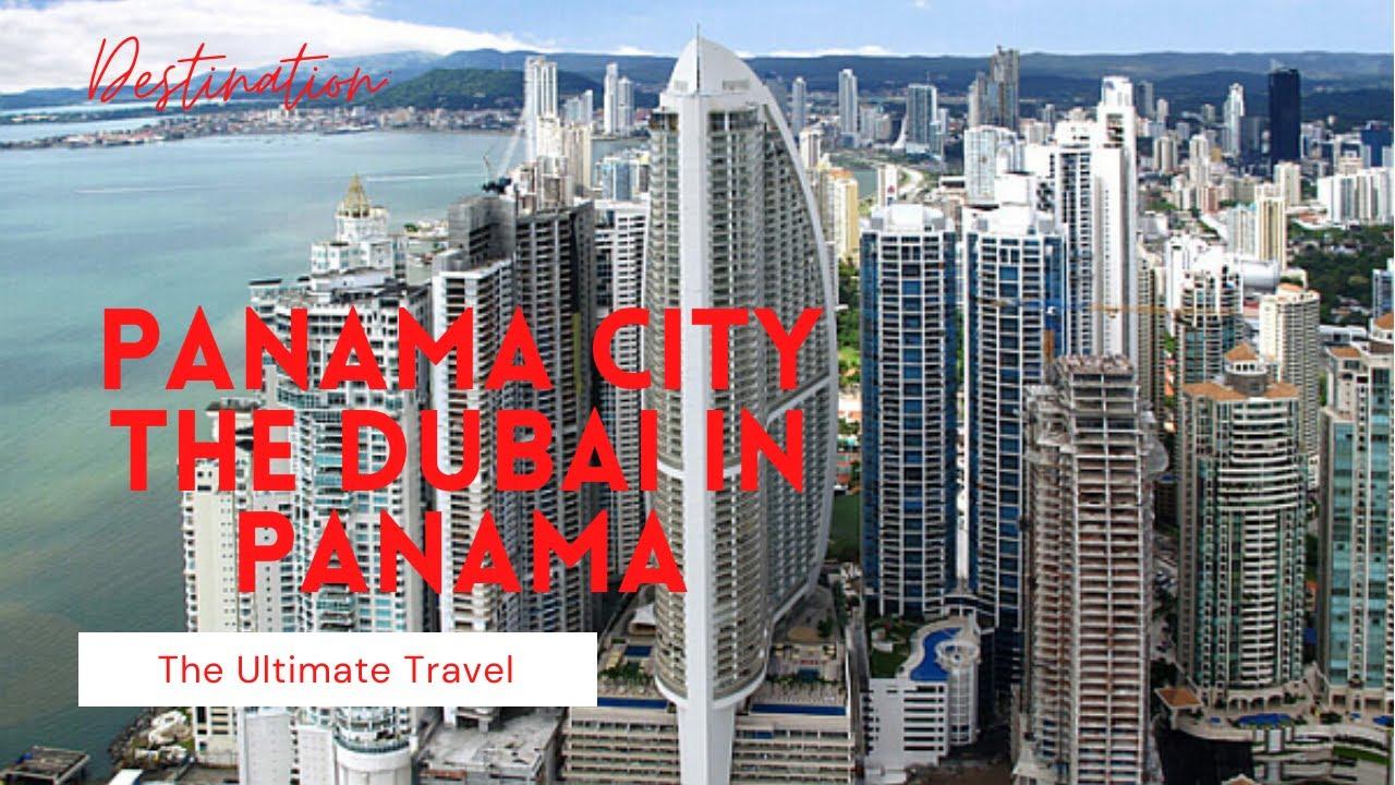 Lugares que Amo de Panama (Aerial View)
