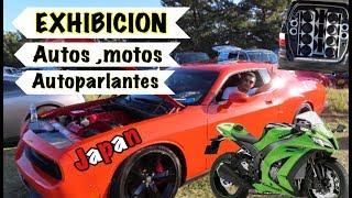 PERUANO EN JAPON GRAN EXHIBICION DE AUTOS DEPORTIVOS , MOTOS Y AUTO PARLANTES  TODOS TUNEADOS