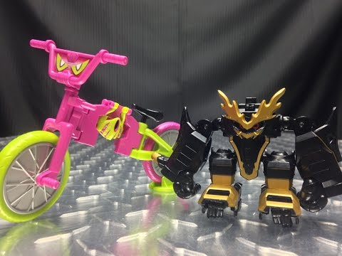 Kamen Rider Ex-Aid Level Up Rider Series CHAMBARA & SPORTS GAMER: EmGo's Reviews N' Stuff