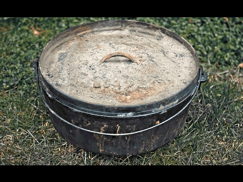 Dutch Oven Tutorial: Baking A Chocolate Cake In The Field