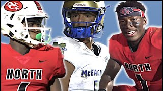 Georgia H.S Football | North Gwinnett  (Suwanee, GA) v McEachern (Powder Springs, GA) Highlight Mix