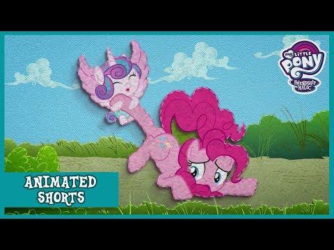 Baby Flurry Heart's Heartfelt Scrapbook (ALL Shorts Compilation!) | MLP: FiM [HD]