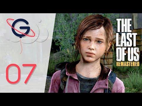 THE LAST OF US REMASTERED FR #7 : La fugue d'Ellie