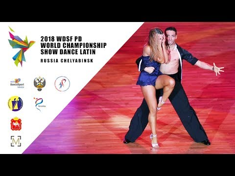 Sargenti - Fomenko, ITA | 2018 WDSF PD WCH SD LAT - Chelyabinsk, RUS - Final