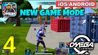 Omega Legends Gameplay (Android, iOS) - New Game Mode