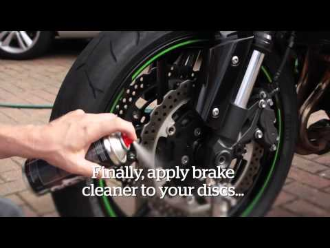 Protect your bike after washing | How to | Motorcyclenews.com