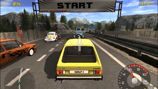 GTI Racing: Rare Racing/Driving Games