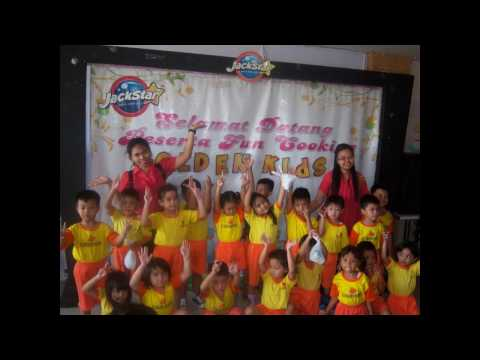 Outing Class Golden Kids School Surakarta di Jack Star