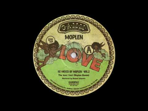 Harold Melvin & The Blue Notes - The Love I Lost (Moplen remix)
