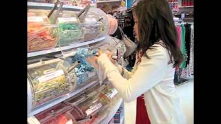 BAILEE MADISON Hits Up Dylan's Candy Bar in NYC!