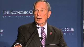 The Hon. Michael Bloomberg, Mayor of the City of New York, Founder, Bloomberg LP