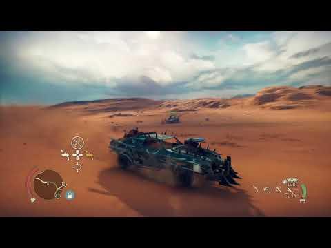 Mad Max Fully Upgraded Magnum Opus