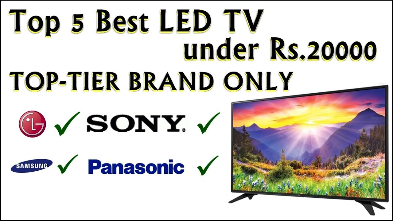 What brand of TV is better to buy