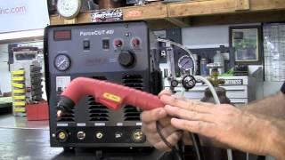 LONGEVITY ForceCut 40i 50i IGBT Plasma Cutter Pilot Arc 40 AMP 110v/220v Cutting Power
