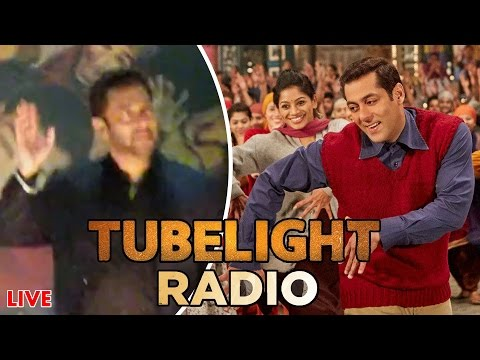 Salman Khan's GRAND ENTRY In DUBAI | Fans GO Crazy, Tubelight RADIO SONG CROSSES 5 Millions Views
