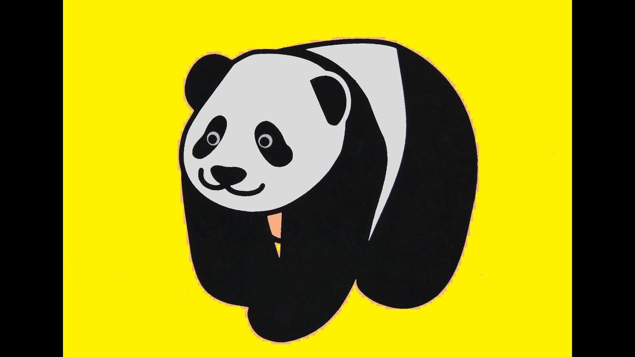 - El Oso Panda Video Y Sonidos Animados Breves