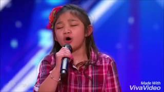 Angelica Hale = Rise Up America Got Talent