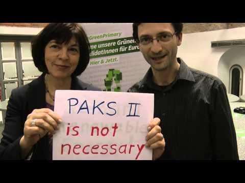 Greens against PAKS