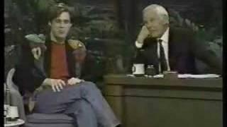 Jim Carrey dazzles Johnny Carson 1991