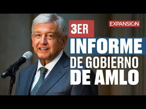 RESUMEN del Tercer Informe de Gobierno de AMLO 2021   ÚLTIMAS NOTICIAS