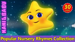 ❤️ Nursery Rhymes Collection | Rhymes for Kids and Baby Songs from Nani and Babu ❤️
