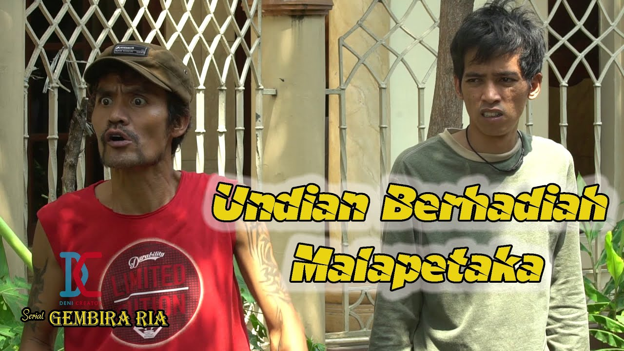 Film Komedi - Undian Berhadiah Malapetaka - Eps 5 Serial Gembira Ria