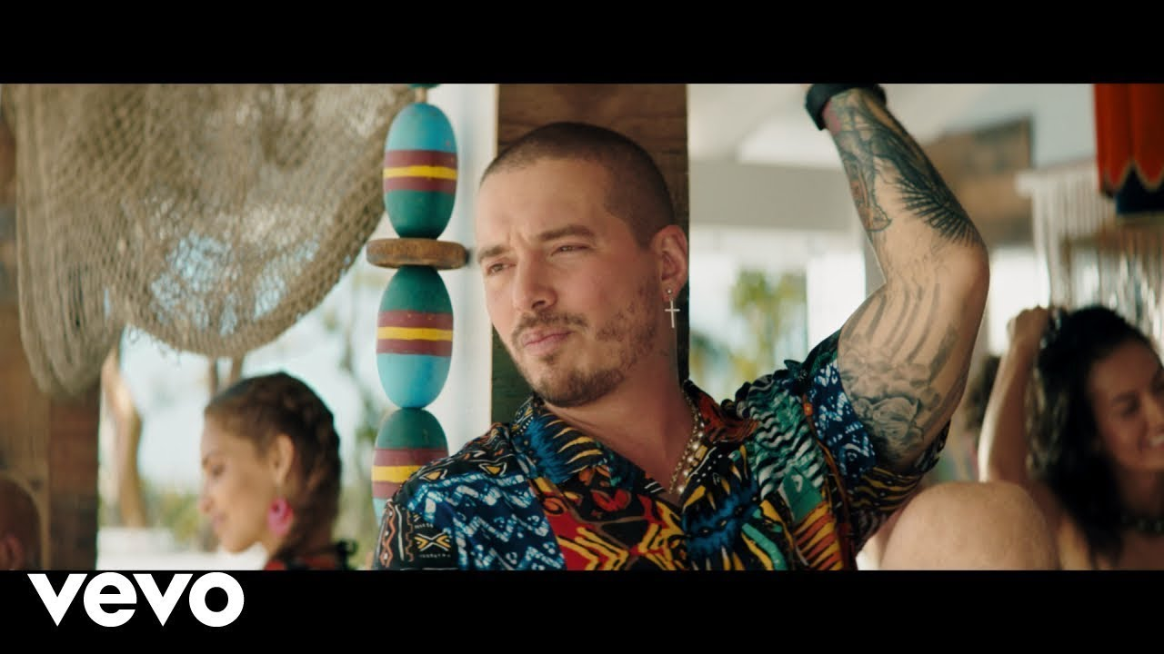 J. Balvin - Ambiente (Official Audio) #1