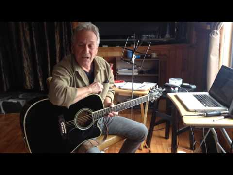 KBG - At home with Kim Berly in his studio