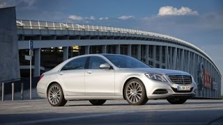 2015 Mercedes-Benz S Class (S550) Start Up and Review 4.7 L Twin Turbo V8