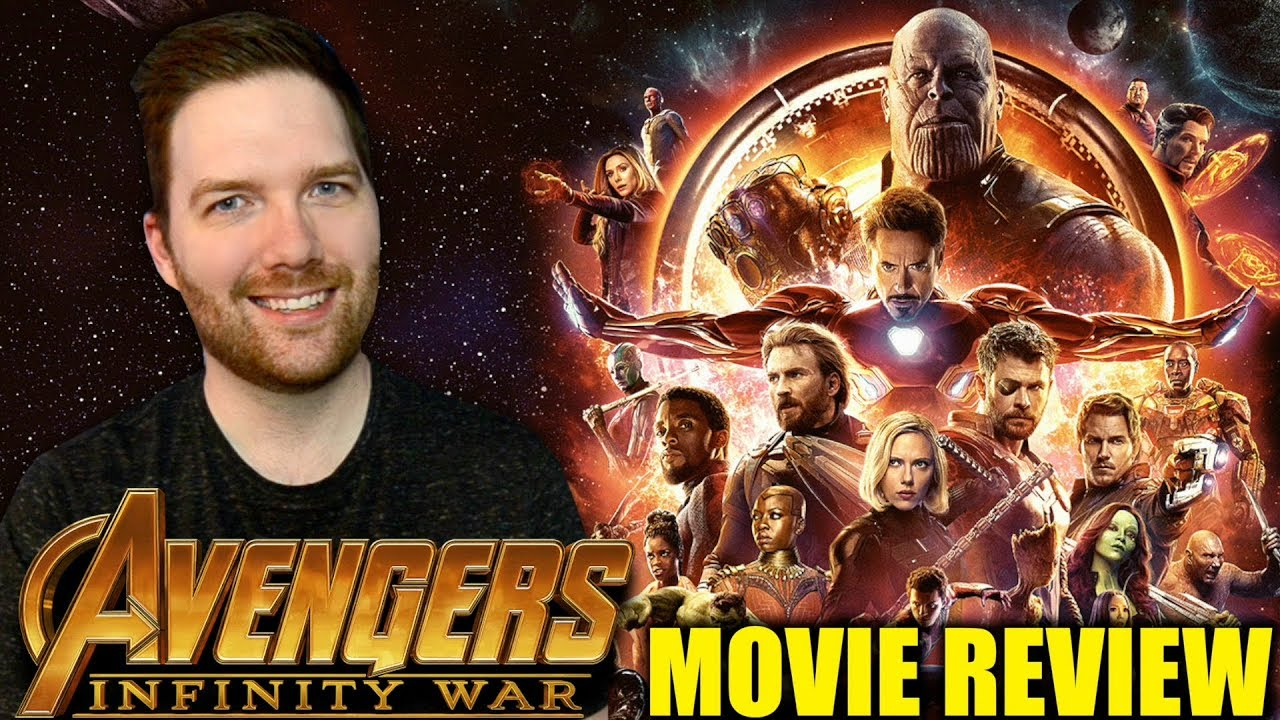avengers: infinity war - movie review - youtube