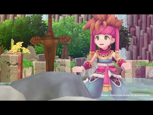 Secret of Mana - Trailer d'annonce