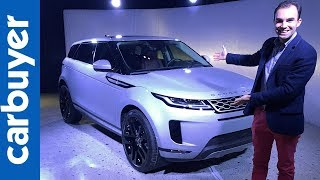 Range Rover Evoque 2019 in-depth walkaround - Carbuyer