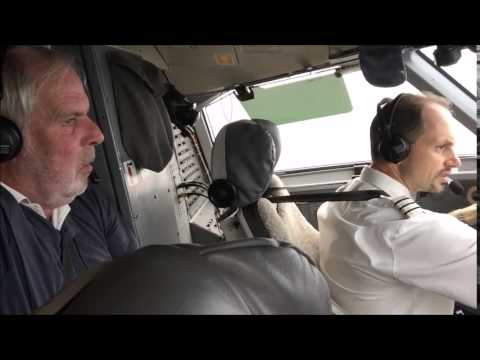 Cockpit - A good flying day